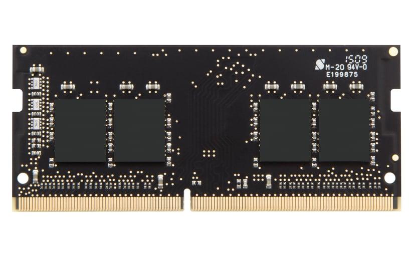 Kingston HyperX Impact 8GB 2,666MHz DDR4 SDRAM SO DIMM 260-pin