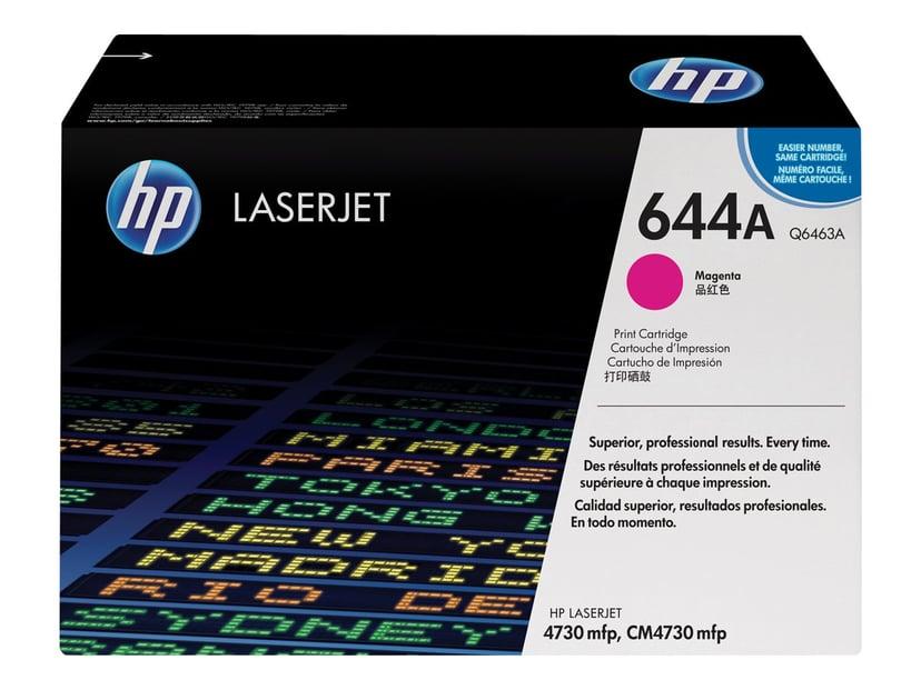 HP Toner Magenta 63A 12K - Q6463A