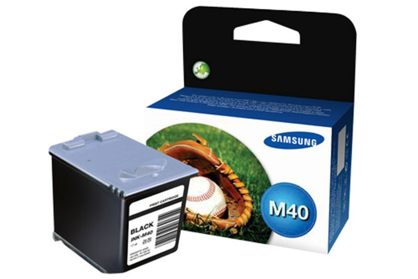Samsung Blæk Sort M40V - SF 340 2-PACK