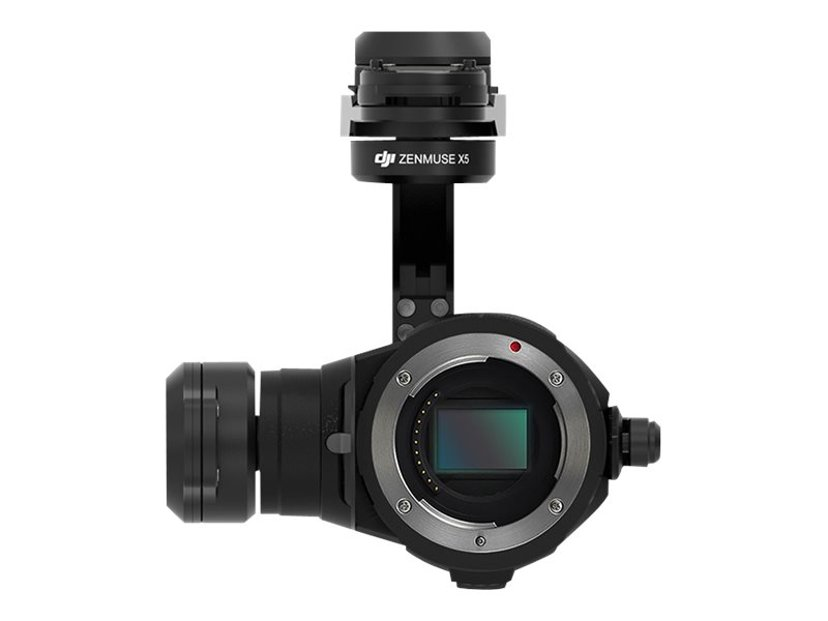 DJI Zenmuse X5s Gimbal & Camera W/O Lens