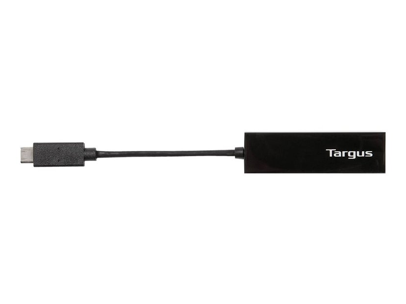 Targus USB-C Till Gigabit ethernet adapter