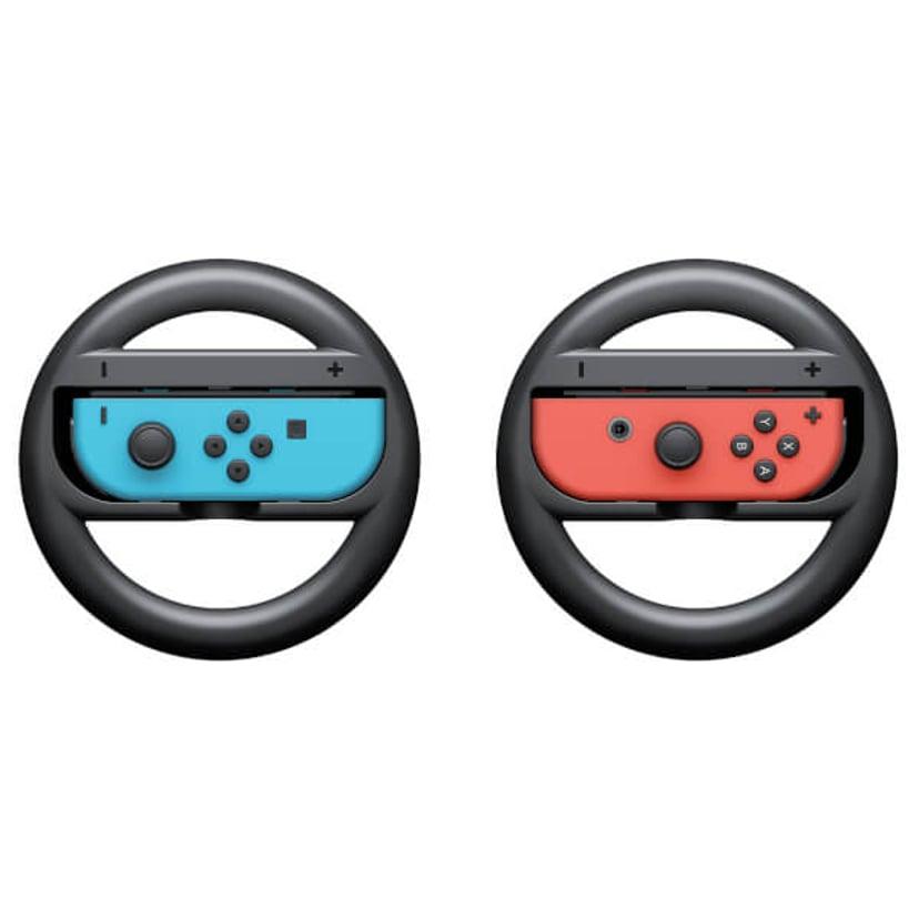 Nintendo Switch Joy-Con Wheel Pair Svart