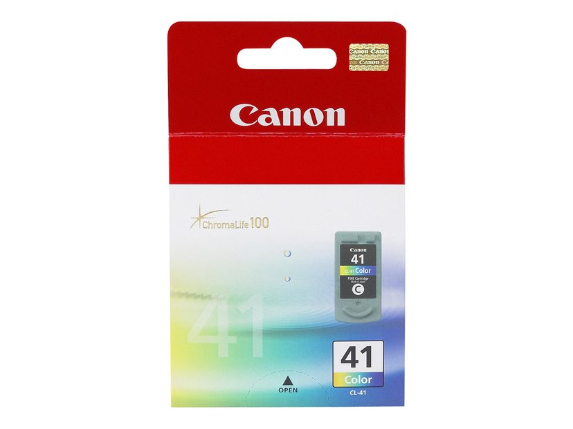 Canon Blæk Farve CL-41 IP1600/MP170