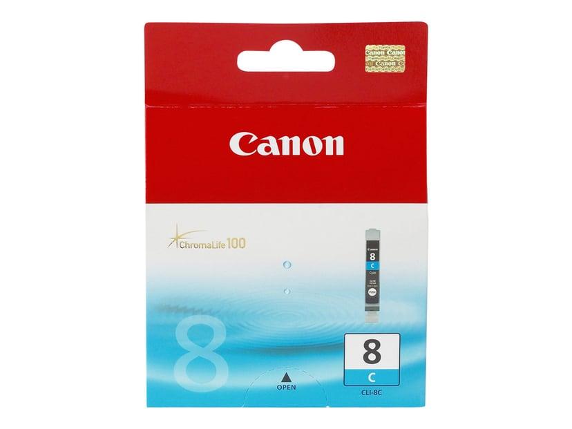 Canon Blæk Cyan CLI-8C