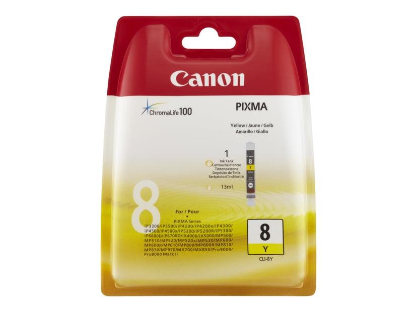 Canon Inkt Geel CLI-8Y - IP5200