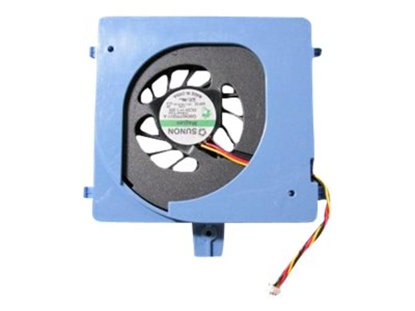 Dell HDD blower fan assembly