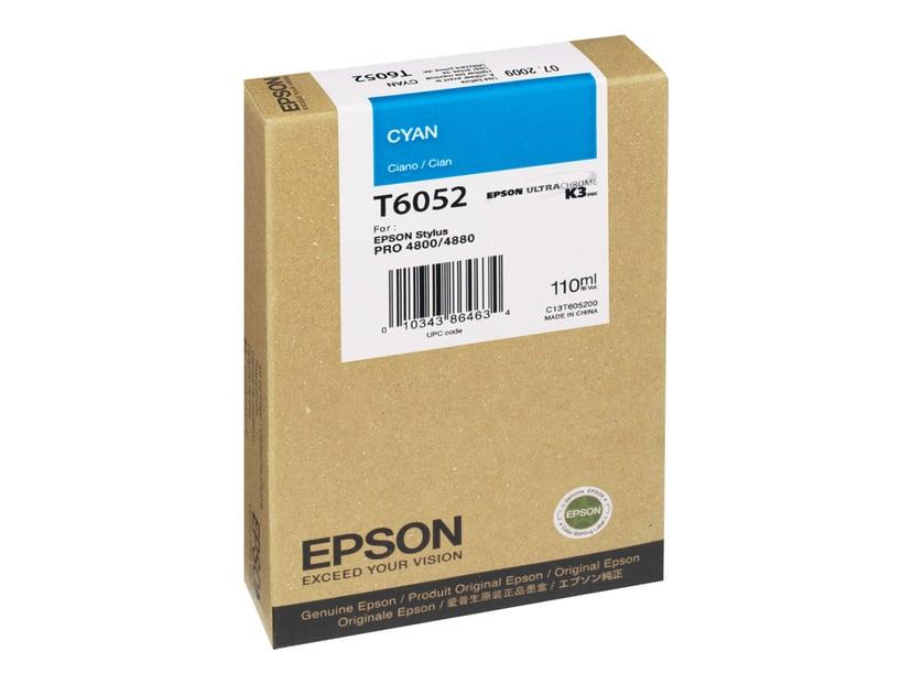 Epson Blæk Cyan STYLUS PRO 4800/4880 110ml