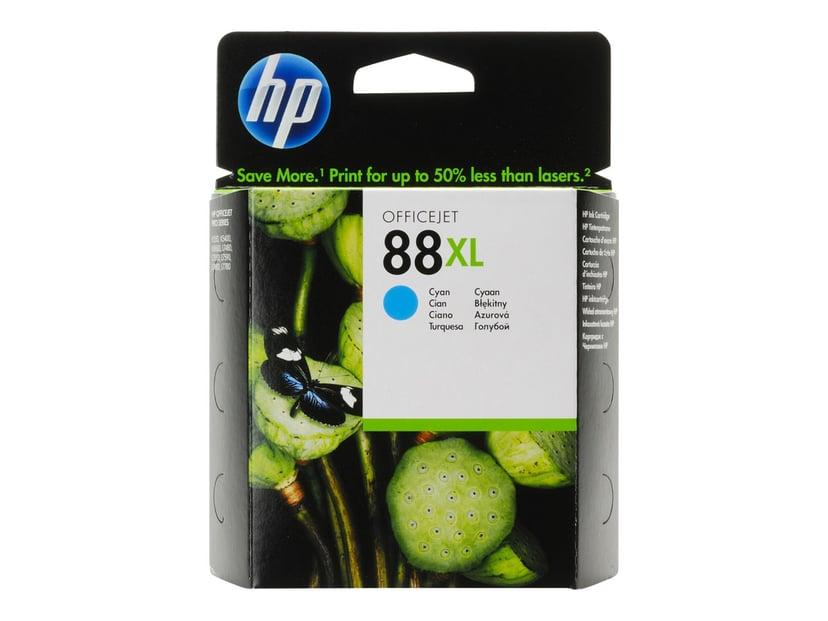 HP Blekk Cyan No.88 K550 HÖGKAPACITET