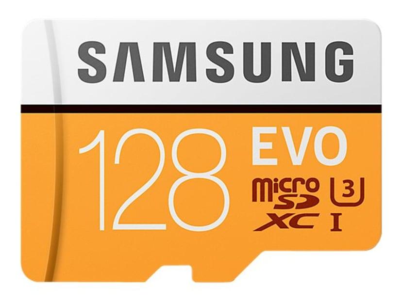 Samsung EVO 128GB microSDXC UHS-I Memory Card