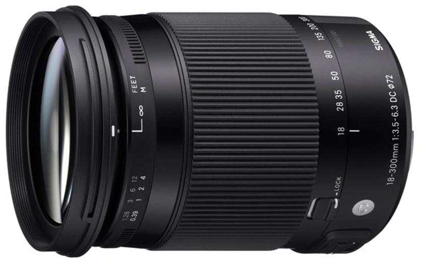 Sigma 18-300/3,5-6,3 DC Macro OS HSM Contemporary Nikon
