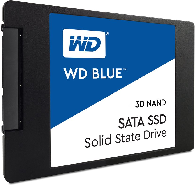 "WD Blue 3D NAND 1,000GB 2.5"" Serial ATA-600"