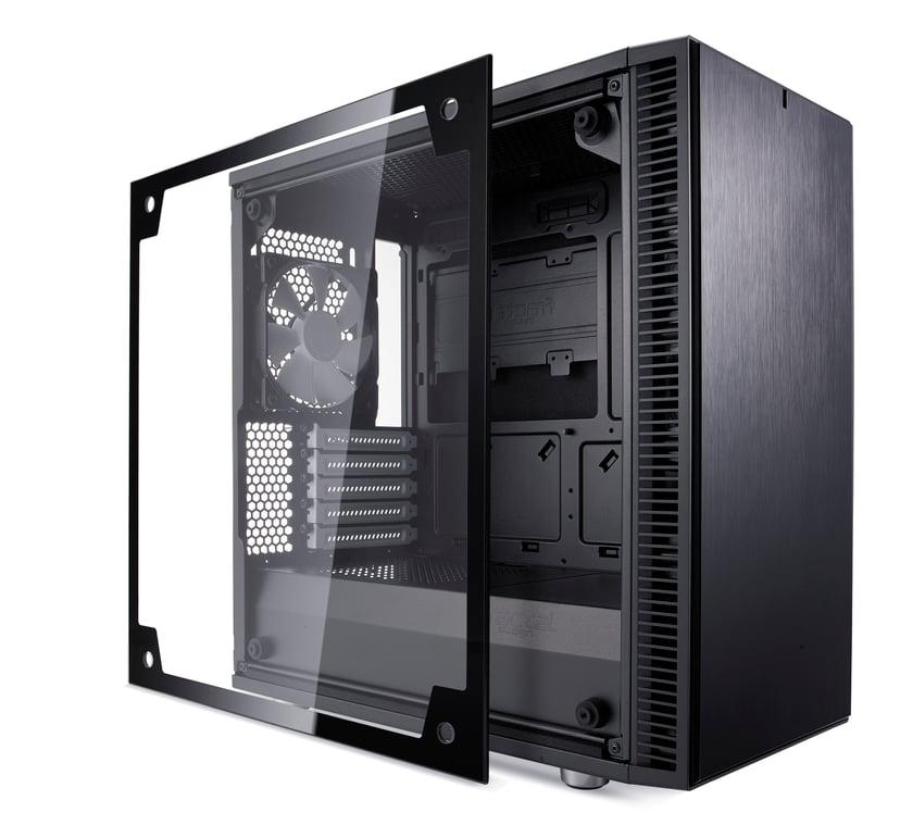 Fractal Design Define Mini C Tempered Glass Sort