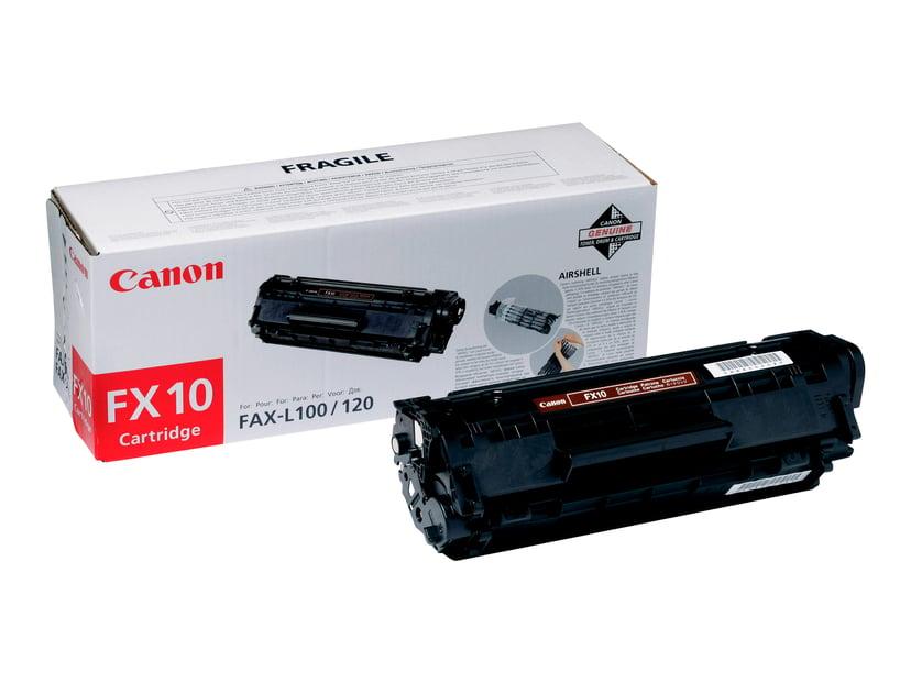 Canon Toner Svart FX-10 - FAX L-100/120