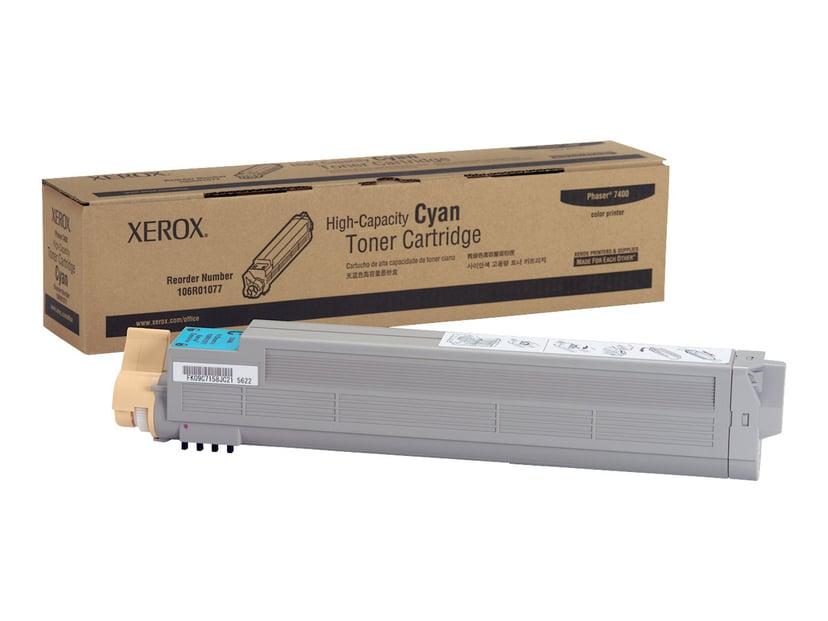 Xerox Värikasetti Syaani 18k - Phaser 7400