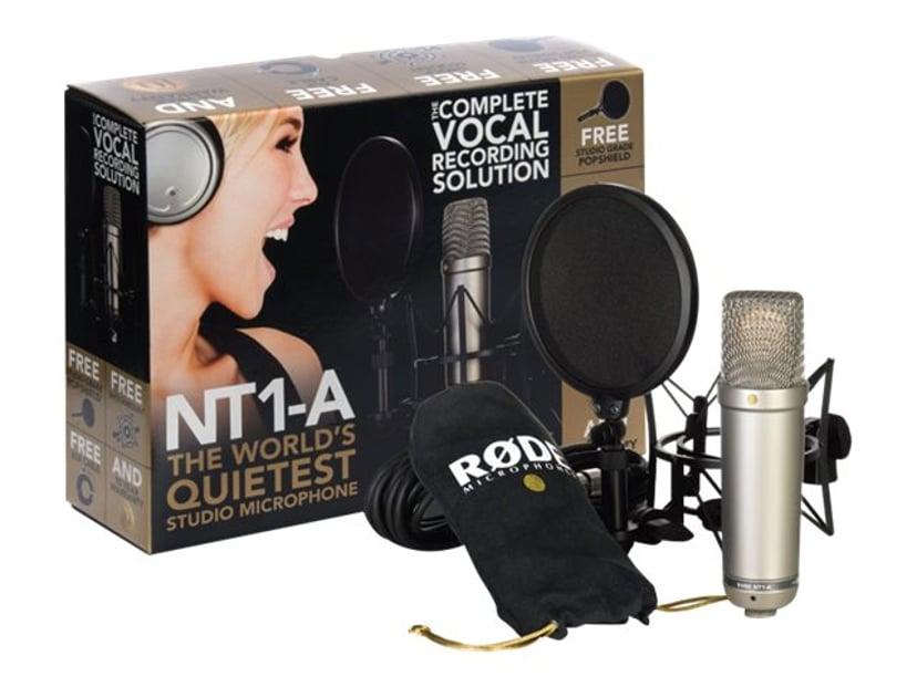 Røde NT1-A studiokit Silver