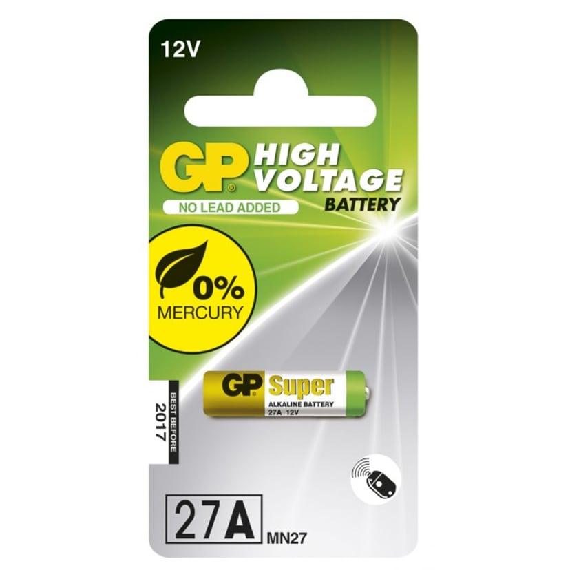 GP Battery 12V High Voltage 27A