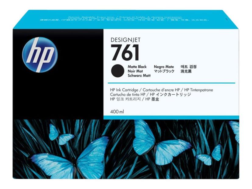 HP Bläck Matt Svart No.761 - T7100