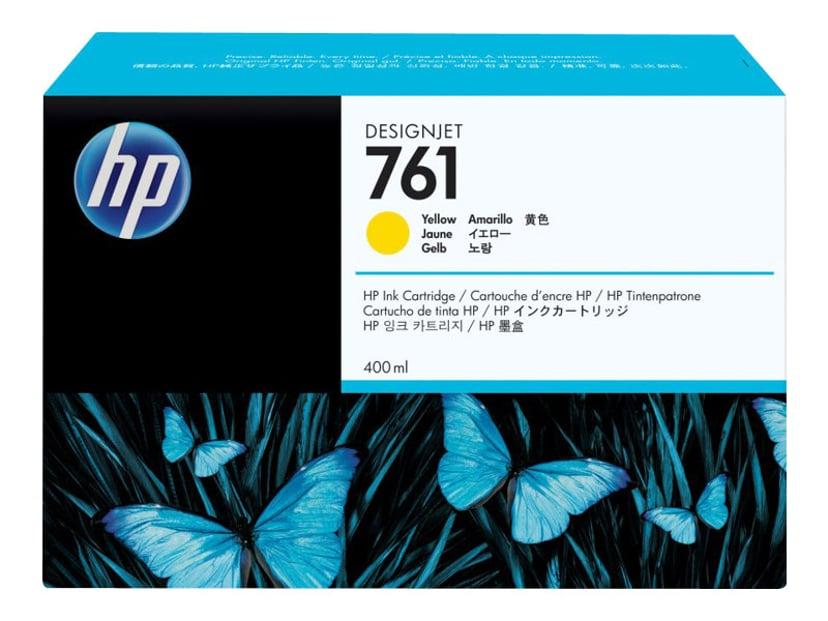 HP Blekk Gul No.761 - T7100