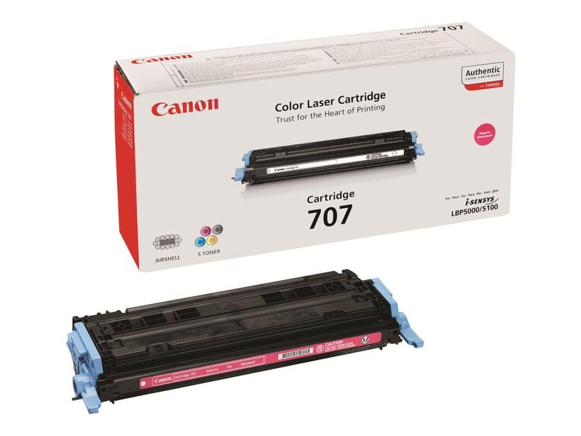 Canon Värikasetti Magenta CRT-707 - LBP5000