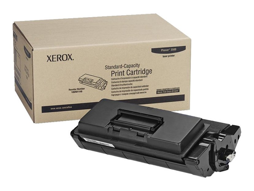Xerox Toner Sort 6k - Phaser 3500