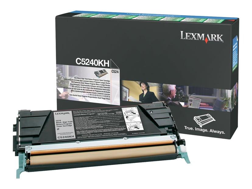 Lexmark Toner Sort 8k C524 Return