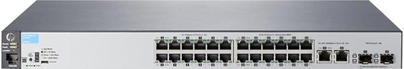 Aruba 2530 24x, SFP Web-mgd Switch
