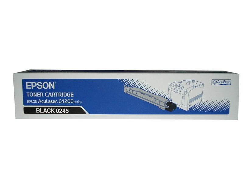 Epson Toner Svart 10k AL C4200