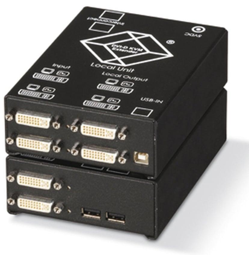 Black Box ACS4222A-R2-SM Fibre Extender