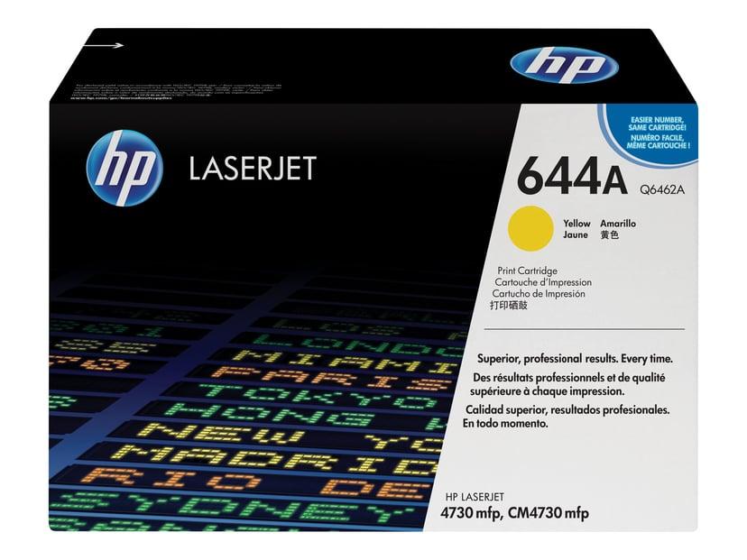 HP Värikasetti Keltainen 62A 12K - Q6462A