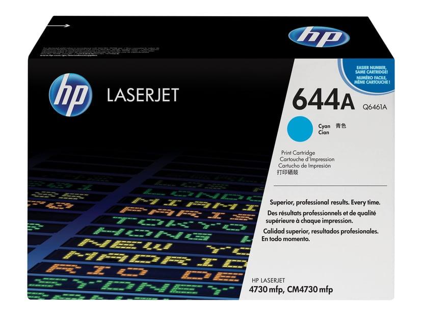 HP Toner Cyan 61A 12K - Q6461A