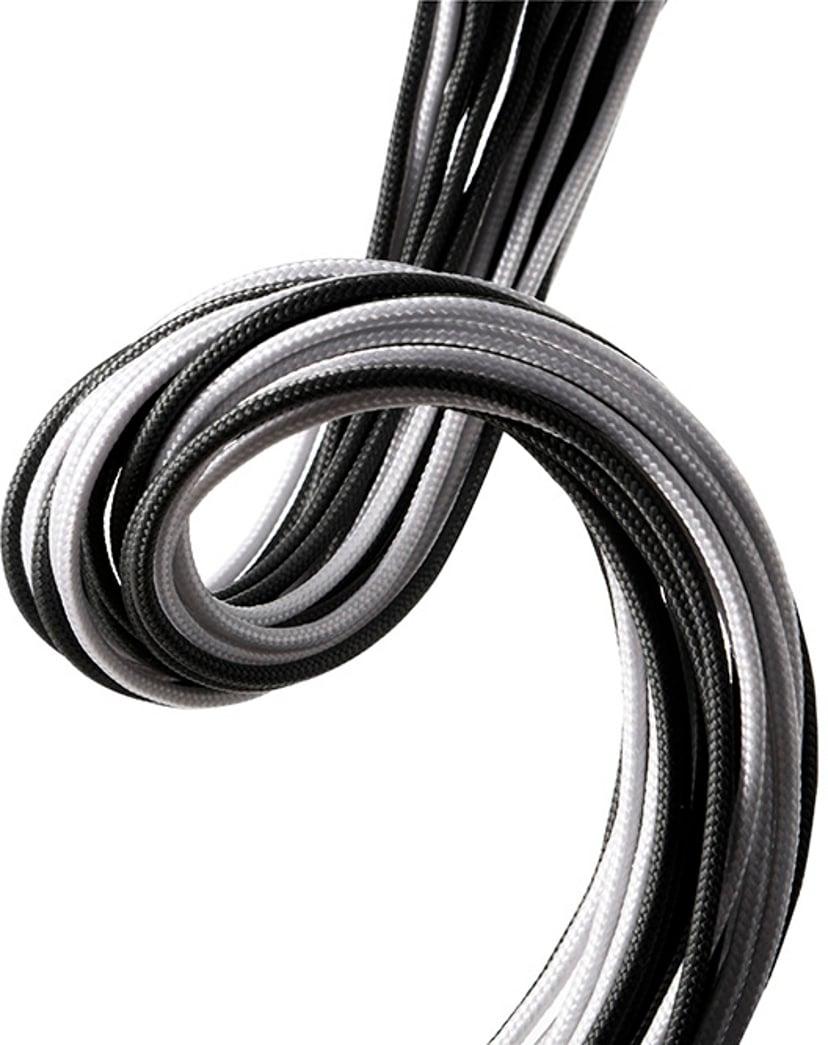 Phanteks Extension Cable Combo Grå, Hvit
