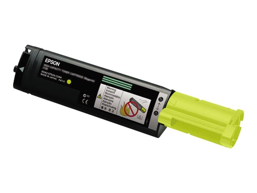 Epson Värikasetti Keltainen 4k - CX11N