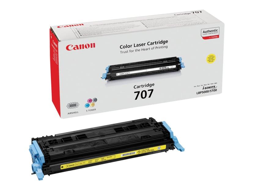 Canon Toner Geel CRT-707 - LBP5000
