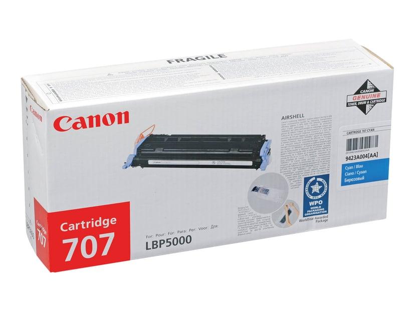 Canon Toner Cyaan CRT-707 - LBP5000