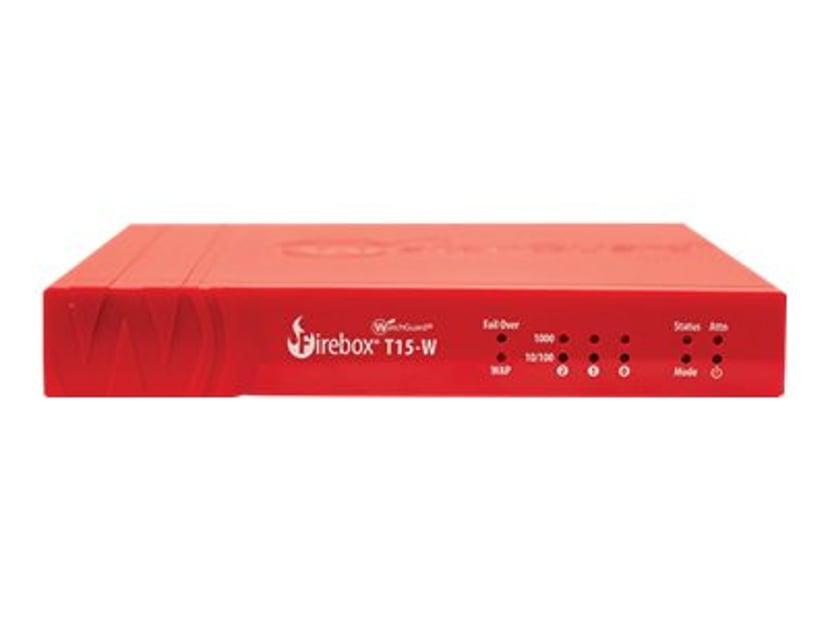 Watchguard Firebox T15-W /W 3YR Std Support