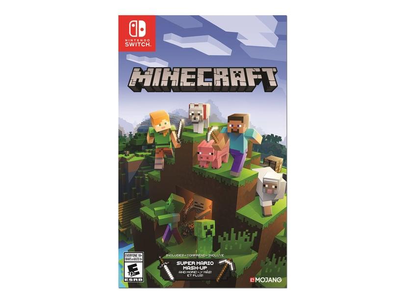 Nintendo Minecraft Nintendo Switch