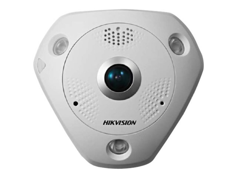Hikvision DS-2CD6362F-IVS Outdoor Fisheye 6MP