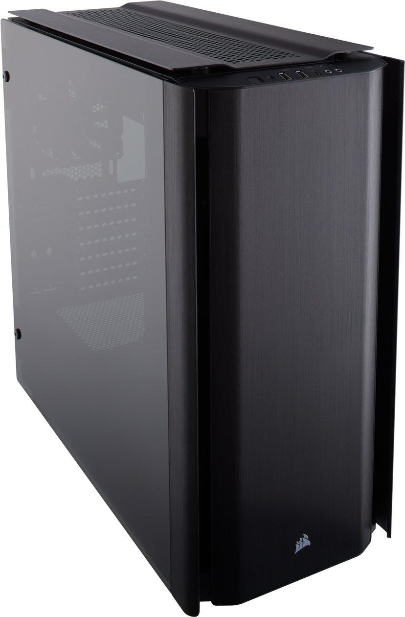 Corsair Obsidian 500D Sort