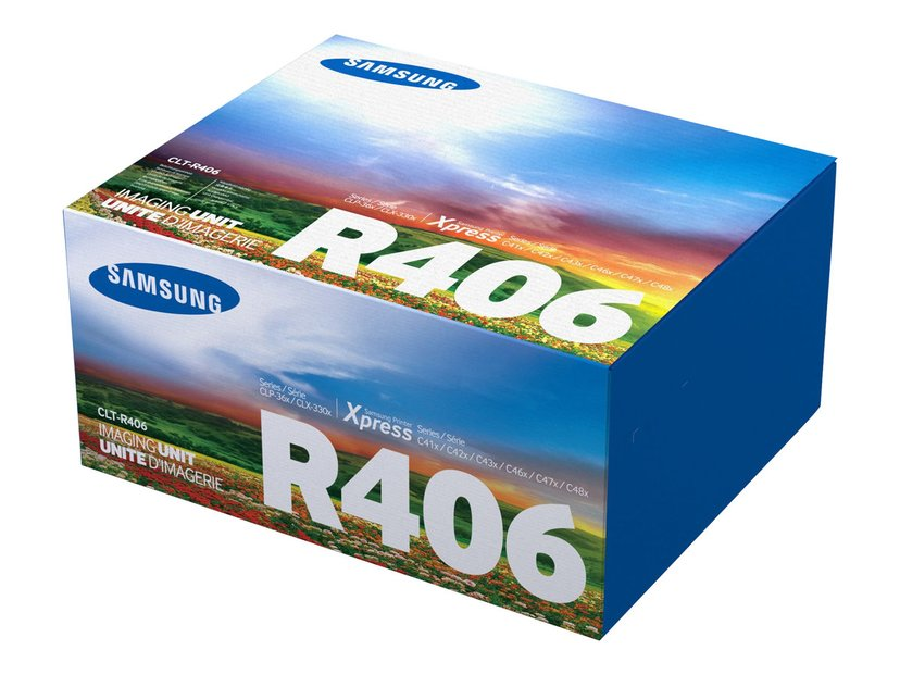HP Samsung CLT-R406