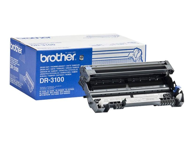 Brother Tromle Sort - HL-52X0