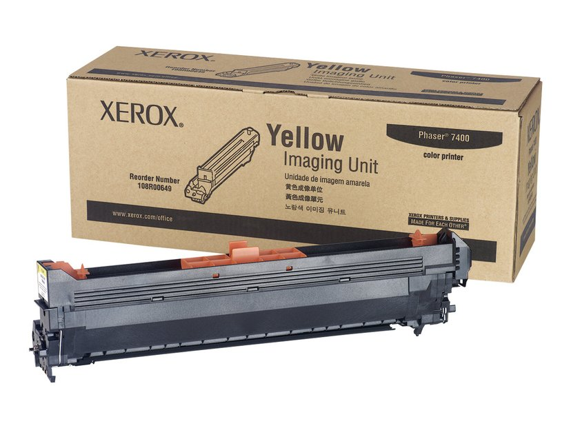 Xerox Trumma Gul - Phaser 7400