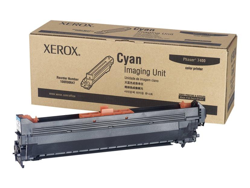 Xerox Tromle Cyan - Phaser 7400