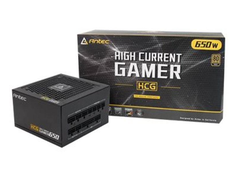 Antec High Current Gamer Gold HCG650 650W 80 PLUS Gold