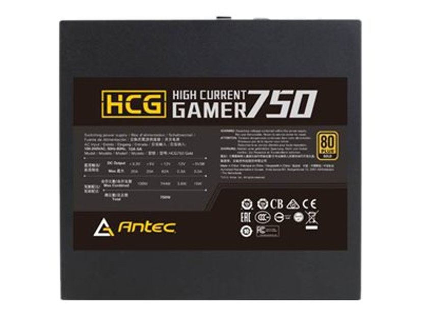 Antec High Current Gamer Gold HCG750 750W 80 PLUS Gold