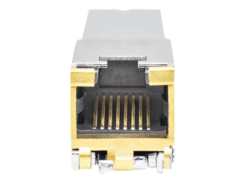 Startech 10GBase-T 10 Gigabit Copper SFP+ Transceiver 10 Gigabit Ethernet