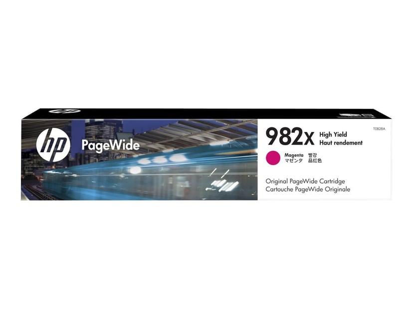 HP Blekk Magenta 982X 116.5ml - T0B28A