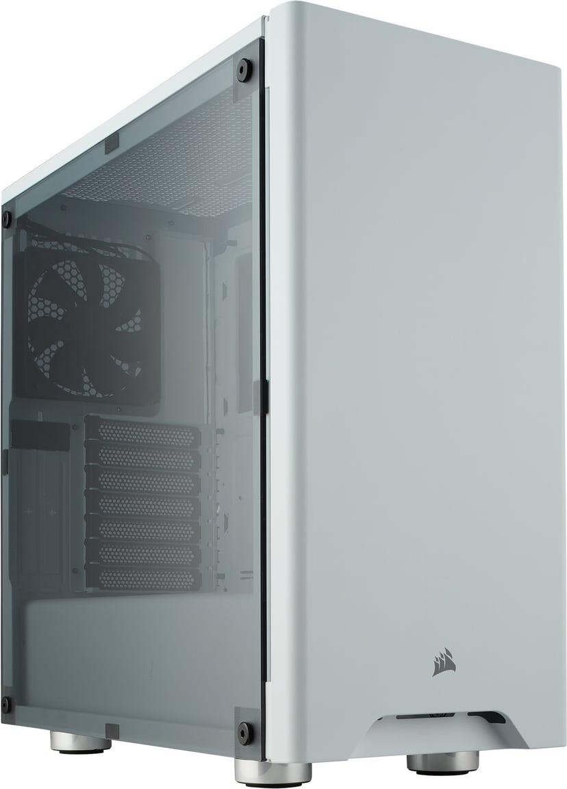 Corsair Carbide 275R Acrylic Hvit; Transparent