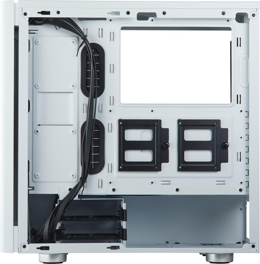 Corsair Carbide Series 275R Transparant; Wit