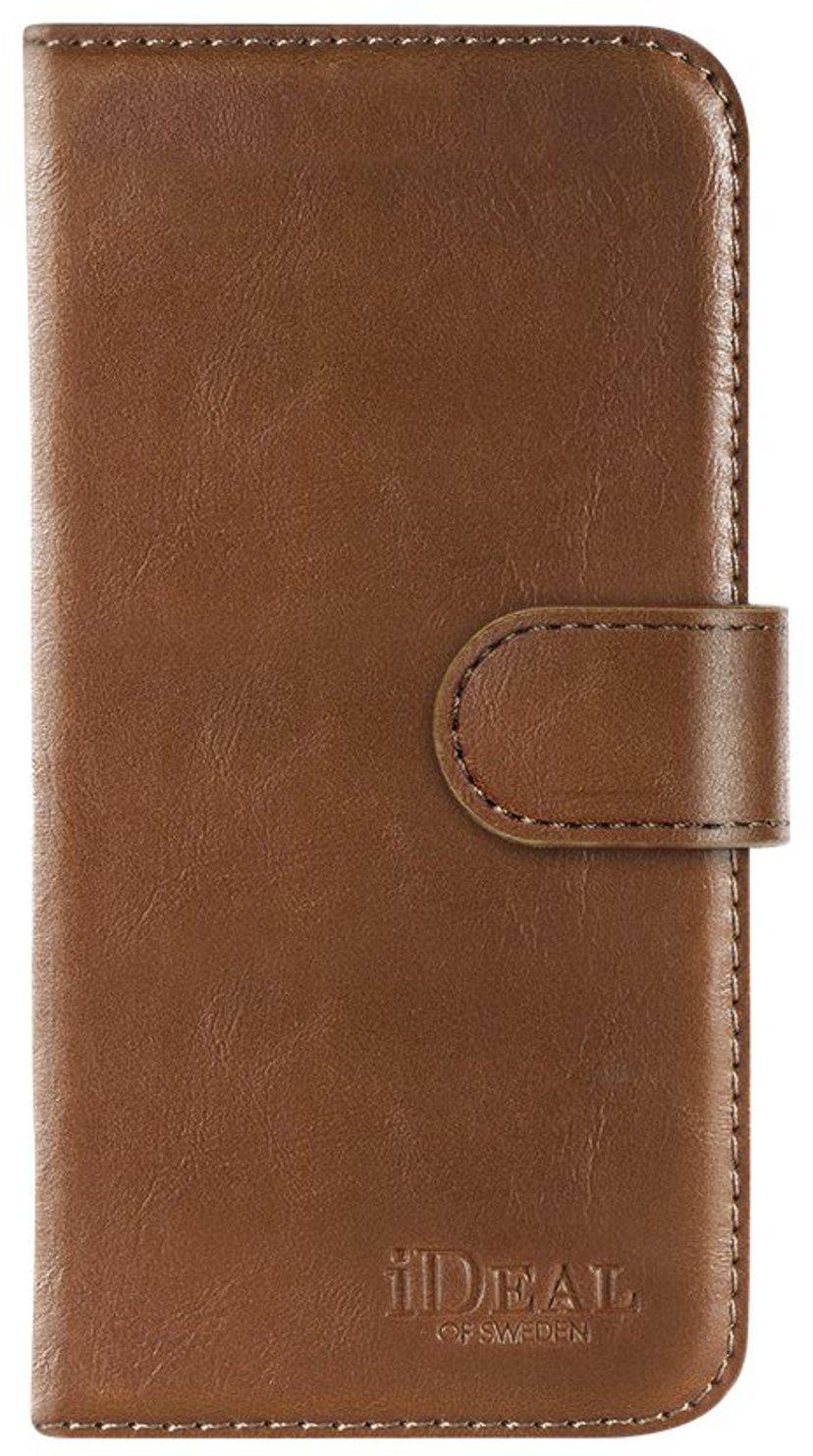 iDeal of Sweden Magnet Wallet+ Flipomslag Til Mobiltelefon iPhone X Brun