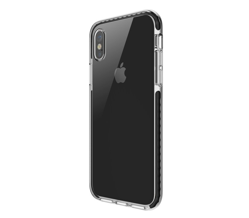 Cirafon Hybric Case Triple Layer Svart iPhone X, iPhone Xs